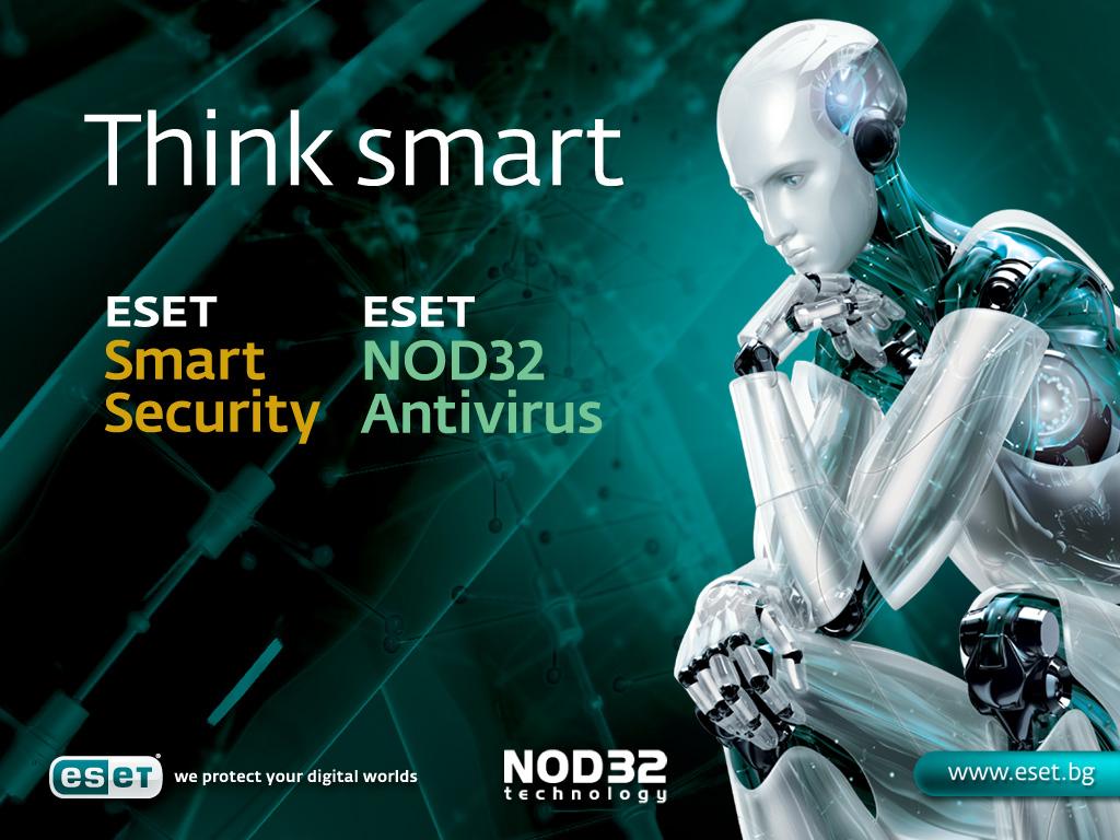 Eset Smart Security Wallpaper Image