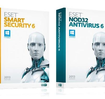 Download ESET NOD32 Antivirus 6 & ESET Smart Security 6 Antivirus for Free